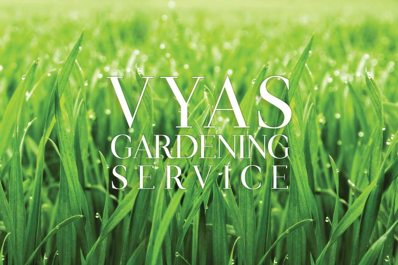 Gallery large gardening logo