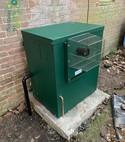 Square thumb worcester oil boiler instala  6