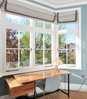 Square thumb sps a rated accoya casement bay window