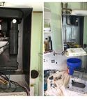 Square thumb boiler before after