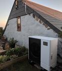 Square thumb 2019 greengenuk 11.2kw ultra quiet mitsubishi ecodan install penzance