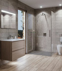 Square thumb bathroom design and installation showroom finchley 2
