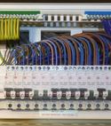 Square thumb consumer unit 1st electricians electricians