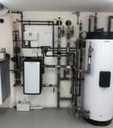 Square thumb vaillant arotherm plant room