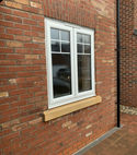 Square thumb midland garage conversions window