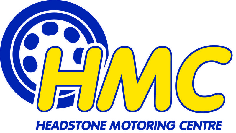Gallery large headstone motoring logo