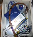 Square thumb tv satellite distribution system
