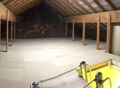 Primary thumb boarded loft