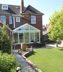 Square thumb conservatory external