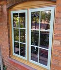 Square thumb finesse flushsash1
