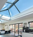 Square thumb ultrasky lantern roof