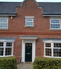 Square thumb windows and door upvc