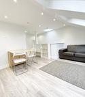 Square thumb loft conversion one bedroom flat