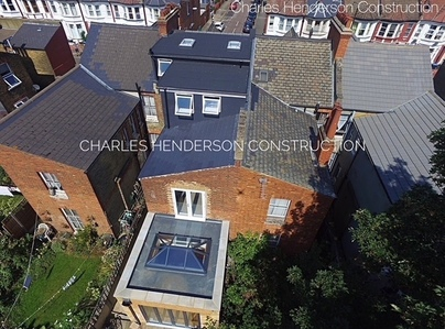 Primary thumb loft conversion  house extension  north west london