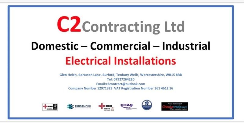 Gallery large c2 contracting ltd logo