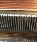 Square thumb radiator installation twickenham 21