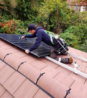Square thumb solar panel uk installer