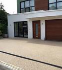 Square thumb resin driveway v8 sunshine garden services christchurch bournemouth dorset