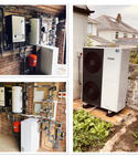Square thumb vaillant air source with sunamp