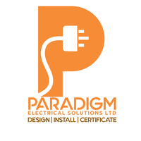 Profile thumb paradigm logo orange
