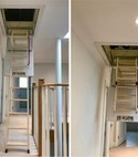 Square thumb ladder extended   hatch