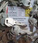 Square thumb restricted keys cheltenham