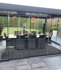 Square thumb yorkshire pergolas compleated build
