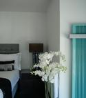 Square thumb bedroom bathroom tall electric radiator installation