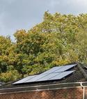 Square thumb shiny solar panels 2