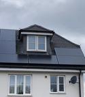 Square thumb black solar panels uk
