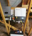 Square thumb growatt battery solar uk