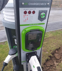 Square thumb rolec ev charger install 2