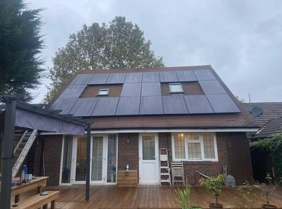 Primary thumb best size solar panels