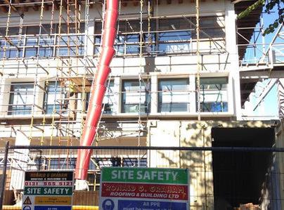 Primary thumb harling repairs edinburgh