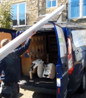 Square thumb fast delivery on both straight and curved stairlifts