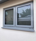 Square thumb aluminium composite window 2