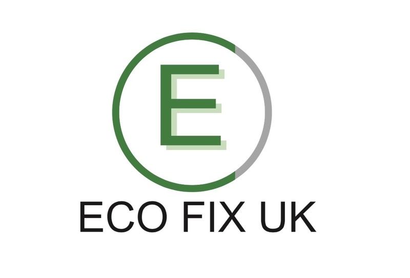 Gallery large eco fix brand logo white