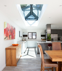 Square thumb finchampstead rd   kitchen roof lantern