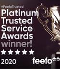 Square thumb feefo award