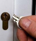 Square thumb broken key