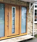 Square thumb front doors yorkshire