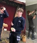 Square thumb apprentices