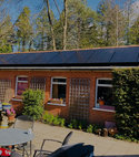 Square thumb solar panel installation 007