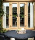 Square thumb french door 16