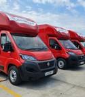 Square thumb bournes 3.5 ton removal lorries  6