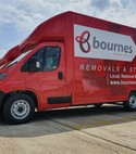 Square thumb bournes 3.5 ton removal lorries  10