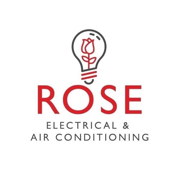 Gallery large rose elelectrical logo