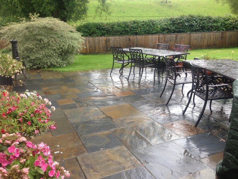 Patio Amp Driveway Company Ltd Patios And Driveways In