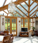 Square thumb richmond oak conservatories limited oak orangeries conservatories  4